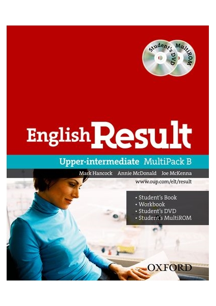 English Result Upper Intermediate Student Book