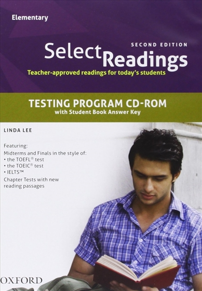 Ad 2022: 'select readings'. Upper-intermediate. Chapter 3.