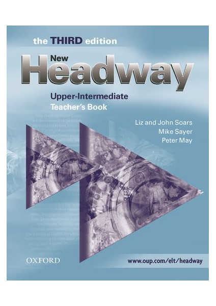 Headway Upper Teacher Book