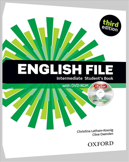 New English File Intermediate Plus Students Book