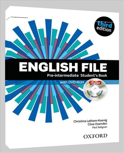New English File Elementary Third Edition Pdf