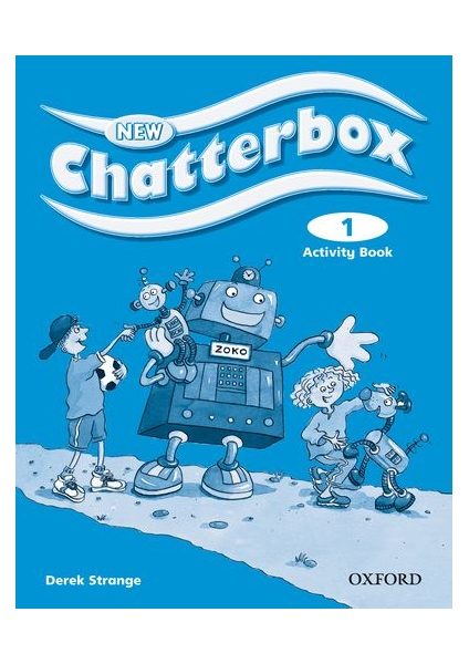 Chatterbox English Book