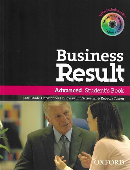 business result advanced teacher's book