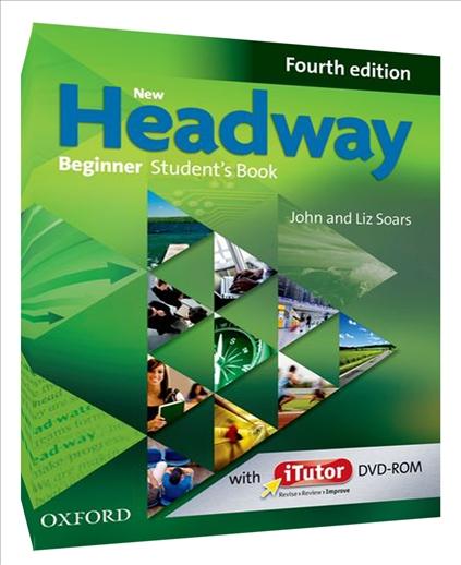 Headway Beginner Book