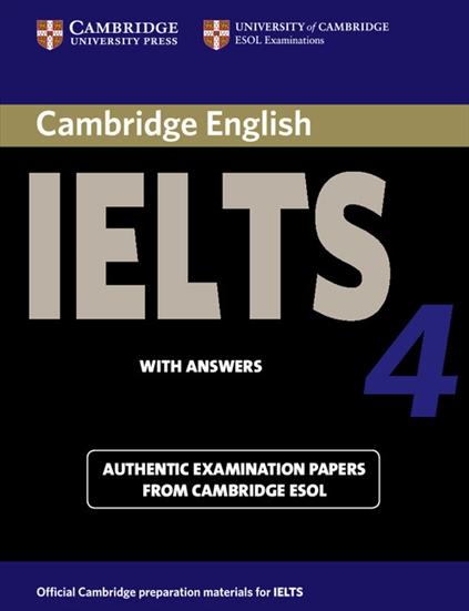 cambridge ielts 4 answer key pdf