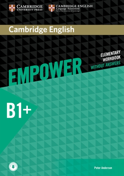 Welcome to the bebc website buy your english language books from us cambridge english empower b1 intermediate workbook without answers with online audio fandeluxe Images
