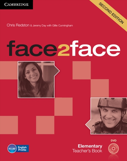 to book english face elementary face