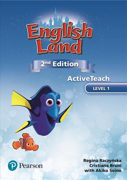 Active English Book 1