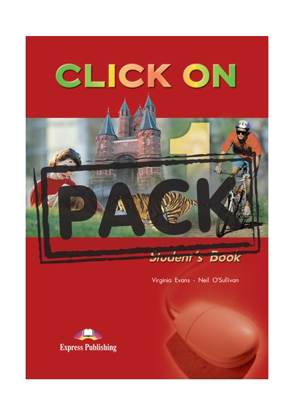 Click On 1 Students Book Audio