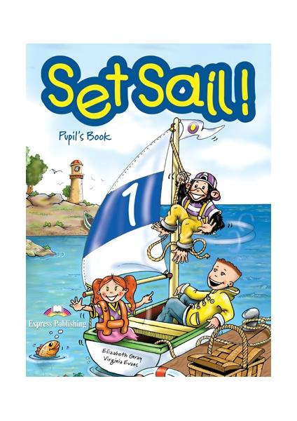 Set Sail! 4 : Vocabulary and Grammar Practice