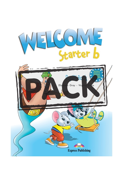 Welcome Starter B Pupils Book