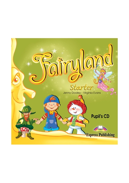 Fairyland Starter Pupils Book Audio