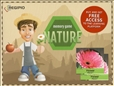 Memory Game Nature Board Game