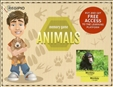 Memory Game Animals Board Game