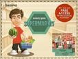 Memory Game Supermarket Board Game