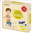 MemoRace Animals Board Game