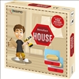 MemoRace House Board Game