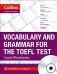 Collins Vocabulary and Grammar for the TOEFL Test Paperback