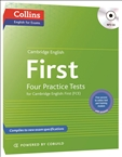 Cambridge English First Four Practice Tests for...