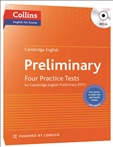 Cambridge English Preliminary Four Practice Tests for...
