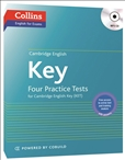 Cambridge English Key Four Practice Tests for Cambridge...