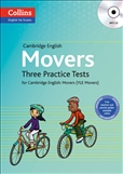 Cambridge English Movers Three Practice Tests for...