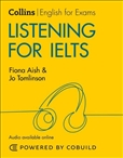 Collins English for IELTS Listening  for IELTS 5-6+ (B1+)