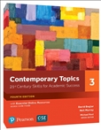 Contemporary Topics Level 3 Student's Book with Online...