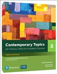 Contemporary Topics Level 2 Student's Book with Online...