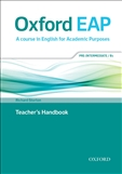 Oxford EAP B1 Skills and Language for Academic Study...