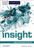 Insight Upper Intermediate Workbook with Online Practice