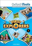 First Explorers Level 1 iTools DVD-Rom
