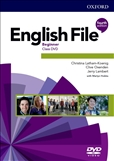 English File Beginner Fourth Edition Class DVD