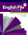 English File Beginner Fourth Edition Students Book...