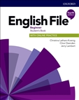 English File Beginner Fourth Edition Students Book + Online Practice