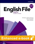English File Beginner Fourth Edition Students eBook