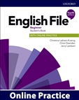 English File Beginner Fourth Edition Online Practice Access Code Only