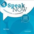 Speak Now 4 Class Audio CD (2)