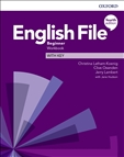 English File Beginner Fourth Edition Workbook with Key