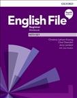 English File Beginner Fourth Edition Workbook with Key