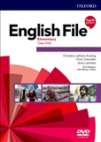 English File Elementary Fourth Edition Class DVD