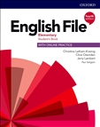 English File Elementary Fourth Edition Students Book + Online Practice