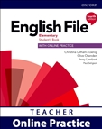 English File Elementary Fourth Edition Teacher's...