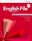 English File Elementary Fourth Edition Workbook with Key