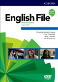 English File Intermediate Fourth Edition Class DVD
