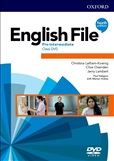 English File Pre-intermediate Fourth Edition Class DVD