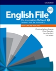 English File Pre-intermediate Fourth Edition...