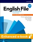 English File Pre-intermediate Fourth Edition Students eBook