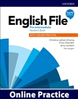 English File Pre-intermediate Fourth Edition Online...