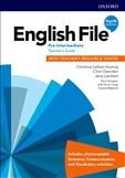 English File Pre-intermediate Fourth Edition Teacher's...